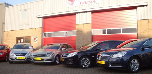 Autobedrijf Vriesde